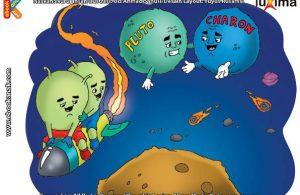 ilustrasi rahasia keajaiban ruang angkasa, Apakah Nama Planet Paling Jauh dari Matahari
