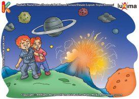 ilustrasi rahasia keajaiban ruang angkasa, Apakah Nama Planet Paling Panas di Tata Surya