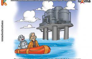 ilustrasi seri sains anak mengenal alam semesta rahasia keajaiban lautan, Inilah Sebagian Manfaat Laut Sebagai Tempat Mineral dan Barang Tambang