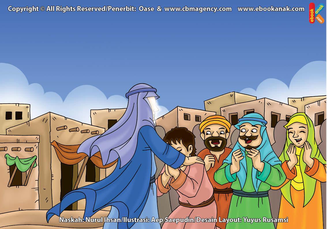 ilustrasi cinta nabi pahlawanku, Apa Saja Mukjizat yang Allah Berikan pada Nabi Isa