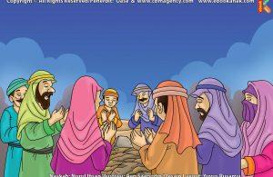ilustrasi cinta nabi pahlawanku, Bagaimana Kesedihan Kaum Muslim Sepeninggal Nabi Muhammad