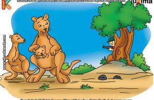 ilustrasi rahasia keajaiban hewan, Apakah Nama Hewan Pelompat Terjauh