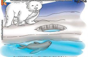 ilustrasi rahasia keajaiban hewan, Apakah Nama Hewan Pemburu Paling Sabar