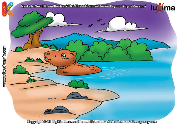 ilustrasi rahasia keajaiban hewan, Apakah Nama Hewan Pengerat Terbesar di Dunia