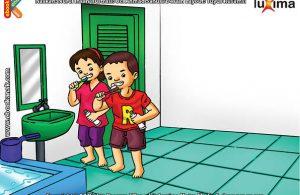 ilustrasi seri belajar islam sejak usia dini ayo belajar hadits, Inilah Salah Satu Perbuatan Ringan yang Membuat Allah Ridha kepada Kita
