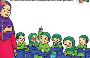 ilustrasi seri belajar islam sejak usia dini ayo belajar hadits, Kata Nabi, Pertanyaan yang Baik itu Sebagian dari Ilmu