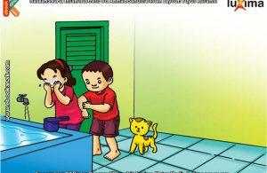 ilustrasi seri belajar islam sejak usia dini ayo belajar hadits, tidak Berwudhu, Apakah Shalat Kita akan Diterima Allah