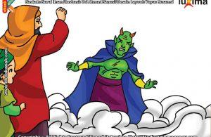 Malaikat Azazil Jadi Setan Terkutuk Gara-Gara Menolak Sujud Kepada Adam