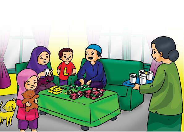 ilustrasi seri belajar islam sejak usia dini ayo belajar manasik haji, persiapan sebelum ibadah haji