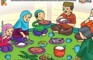 ilustrasi seri mengenal islam sejak usia dini mengenal hukum allah, Apakah yang Dimaksud dengan Mubah