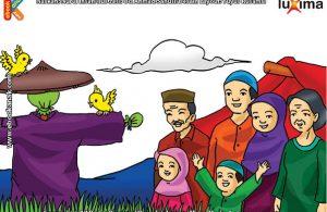 Inilah Alasan Kakek Memasang Orang-orangan Sawah