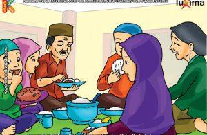 Sekarang Alif Jadi Tahu Arti Wajib, Sunah, Haram, dan Mubah