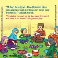 seri belajar islam sejak usia dini Mengenal Hukum Allah, Apakah yang Dimaksud dengan Mubah