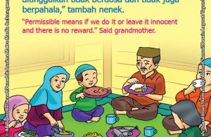 seri belajar islam sejak usia dini Mengenal Hukum Allah ...