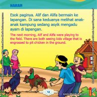 seri belajar islam sejak usia dini Mengenal Hukum Allah, Bagaimana Hukum Mengadu Ayam