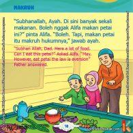 seri belajar islam sejak usia dini Mengenal Hukum Allah, Kenapa Makan Petai Hukumnya Makruh