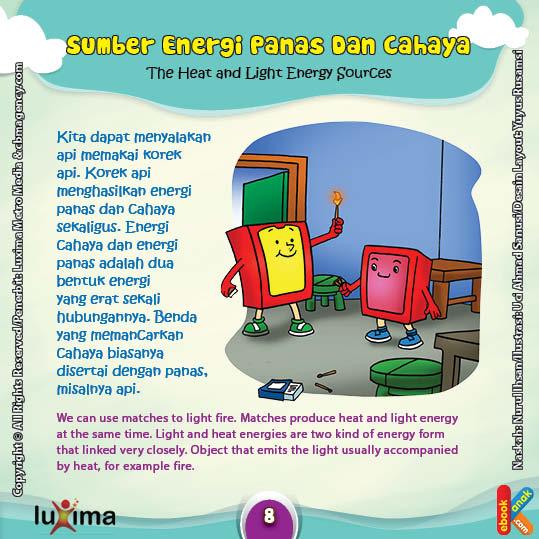 Benda Apa yang Bisa Menghasilkan Energi Panas dan Energi ...