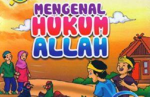 download gratis ebook seri belajar islam sejak usia dini mengenal hukum allah