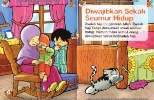 ebook seri fiqih anak asyiknya aku berhaji, Apa Setiap Orang Muslim Wajib Ibadah Haji