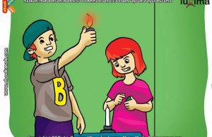 ilustrasi rahasia keajaiban api, Siapa yang Pertama Kali Menemukan Korek Api