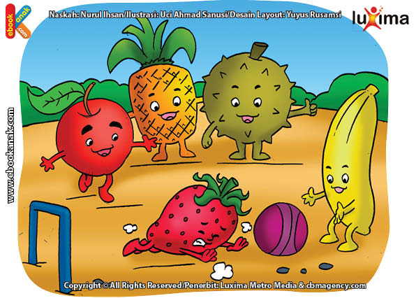 Apa Saja Fungsi Buah pada Tumbuhan? | Ebook Anak