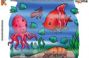 ilustrasi rahasia keajaiban makhluk hidup, Hewan Apa Saja yang Bisa Hidup di Air