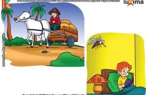 Kenapa Nyamuk Disebut Hewan yang Merugikan Manusia?