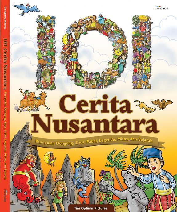 101 cerita nusantara versi buku cetak