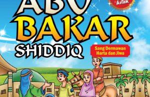 Download Ebook Abu Bakar Shiddiq Sang Dermawan Harta dan Jiwa
