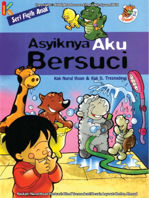 baca dan download gratis ebook seri fikih anak asyiknya aku bersuci