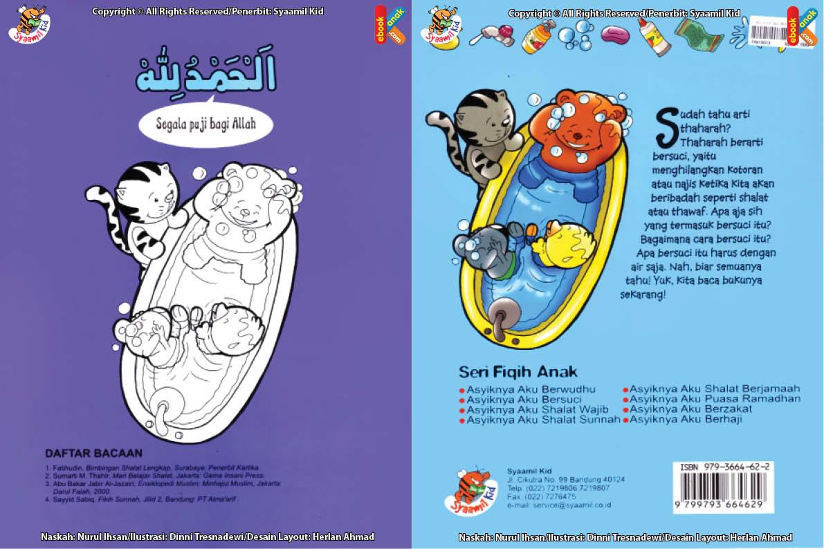 baca dan download gratis ebook seri fikih untuk anak asyiknya aku bersuci