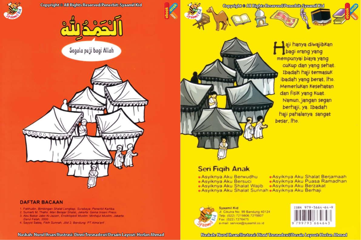 baca dan download gratis ebook seri fiqih ibadah anak asyiknya aku berhaji