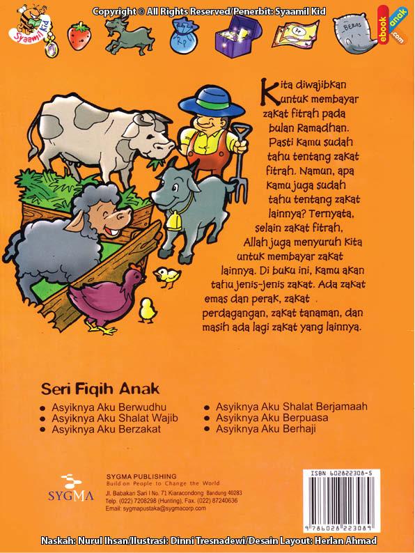 baca dan download gratis ebook seri fiqih ibadah anak asyiknya aku berzakat