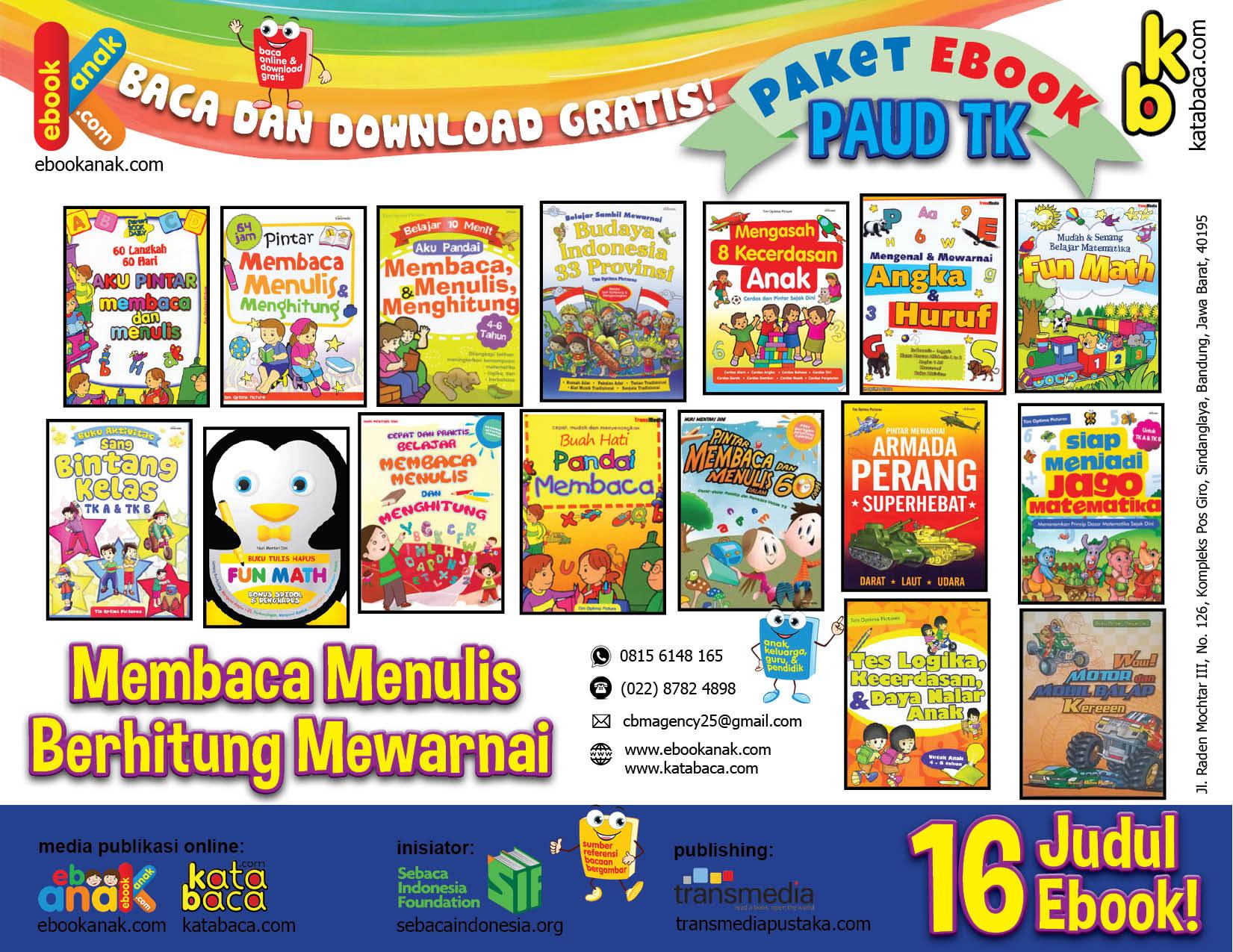 baca dan download paket ebook paud tk membaca menulis berhitung mewarnai