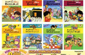 baca dan download paket seri fiqih anak 8 jilid penerbit syaamil kid