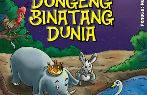 cover ebook 100 dongeng binatang dunia