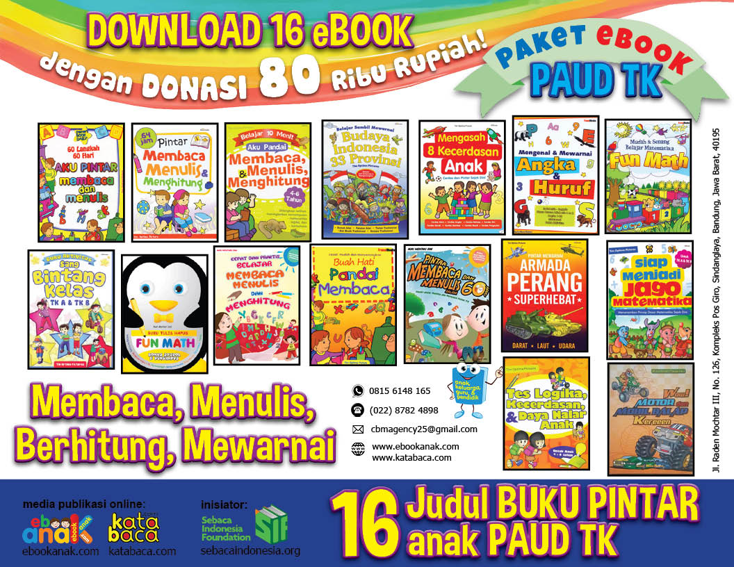 download 16 ebook paket paud tk donasi 80 ribu rupiah low