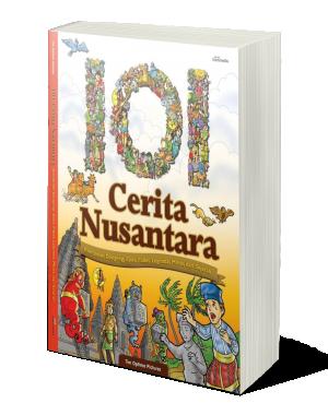 download ebook 101 cerita nusantara sejarah, epos, legenda, dan mitos