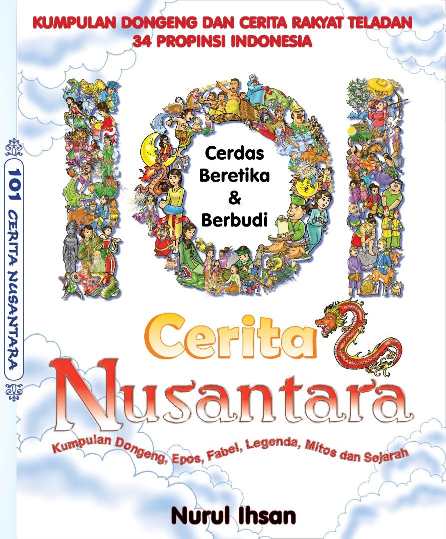 download ebook 101 dongeng Nusantara cover1