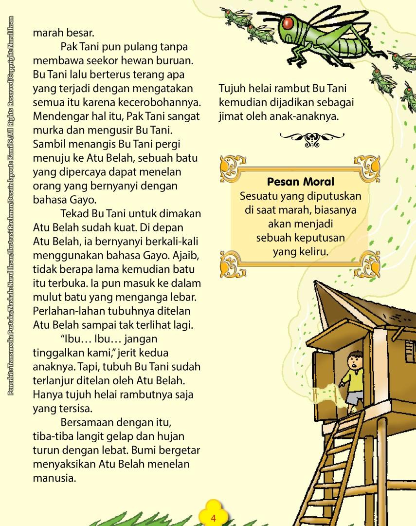 download ebook 101 dongeng nusantara, ditelan batu ajaib, nanggroe aceh darussalam 2