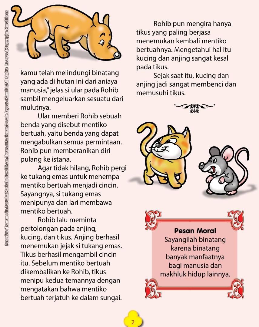 download ebook 101 dongeng nusantara, hadiah dari ular raksasa, nanggroe aceh darussalam 2