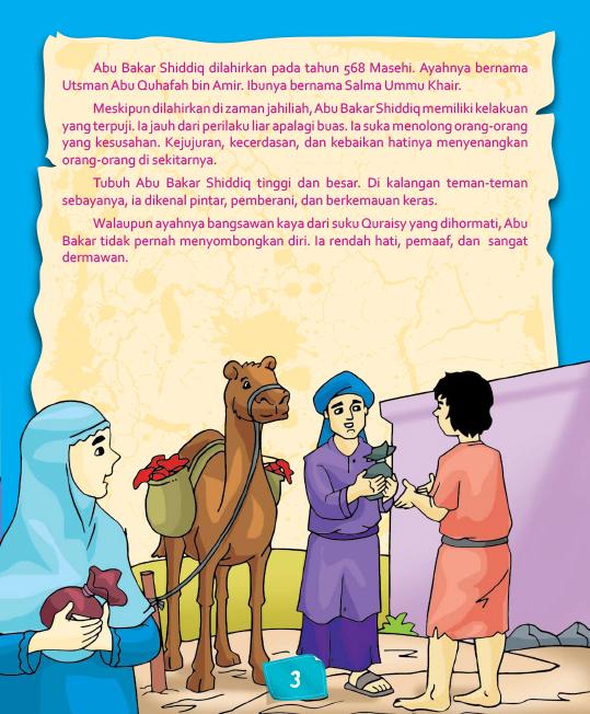 download ebook Abu Bakar Shiddiq 3