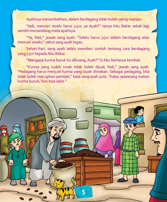 download ebook Abu Bakar Shiddiq 5