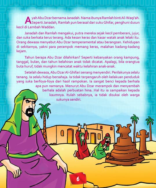 download ebook kisah teladan anak muslim abu dzar alghifari pembela kaum dhuafa 4