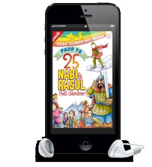 ebook 25 nabi dan rasul kisah teladan dan hikmah untuk anak paud tk