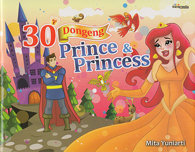 ebook 30 dongeng prince dan princess