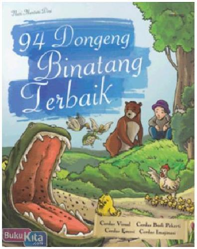 ebook 94 dongeng binatang terbaik b