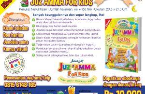 ebook buku juz amma bergambar 3 bahasa untuk anak