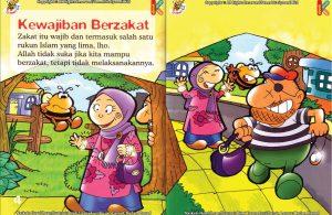 ebook seri fiqih anak asyiknya aku berzakat, Bagaimana Hukum Zakat bagi Orang Muslim yang Mampu