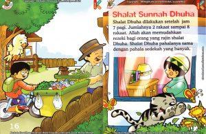 seri fiqih anak asyiknya aku shalat sunnah, Apa Nama Shalat Sunnah yang Mempermudah Rezeki dan Berpahala Sedekah